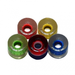 60*45mm wheels with light