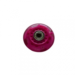60*18mm wheels with lights